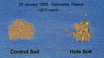 Blt research vitrified stones anomalous holes ufo for Soil homogeneous or heterogeneous